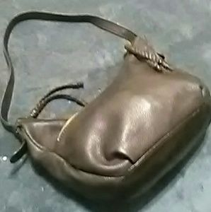 The Sak - Brown Leather Purse